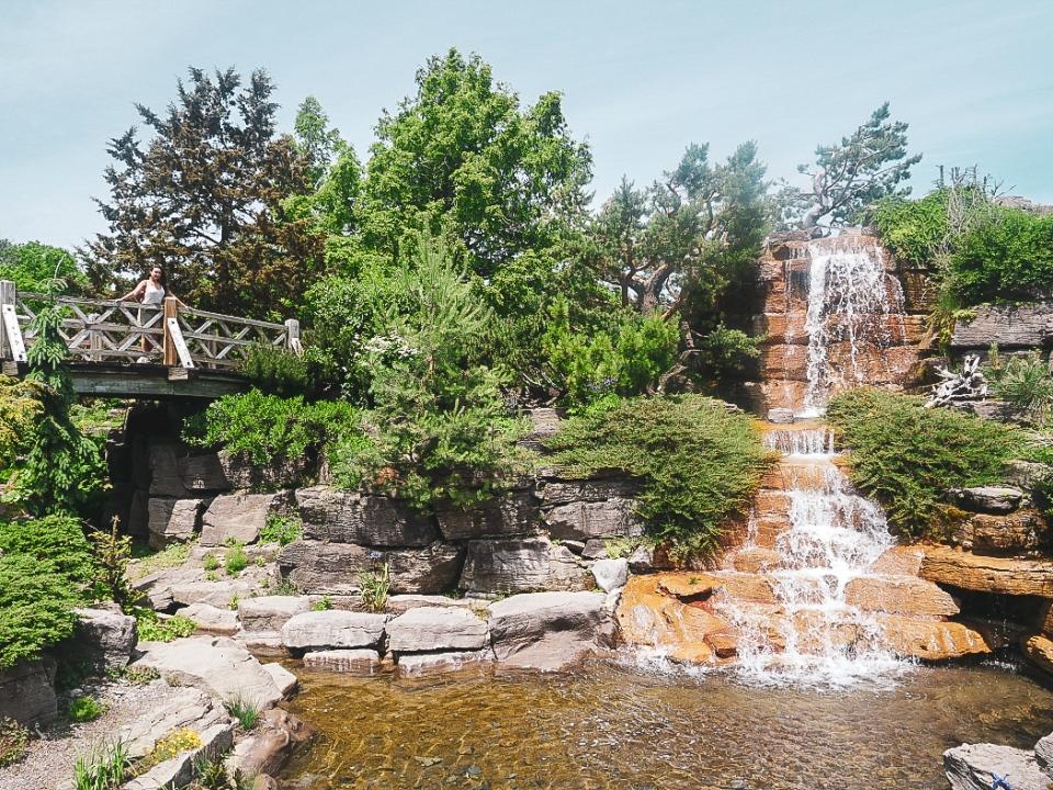 Jardin Botanique de Montréal - PVT Canada : Arrivée et installation à Montréal - Blog Voyage Ma Folie Vagabonde