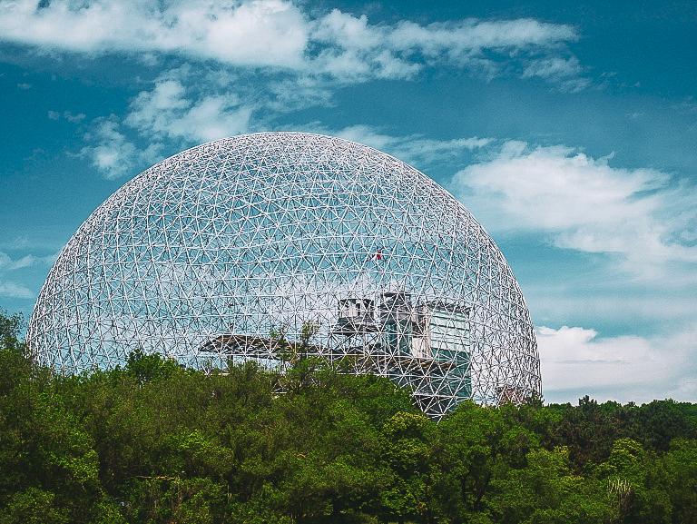 Parc Jean-Drapeau - PVT Canada : Arrivée et installation à Montréal - Blog Voyage Ma Folie Vagabonde