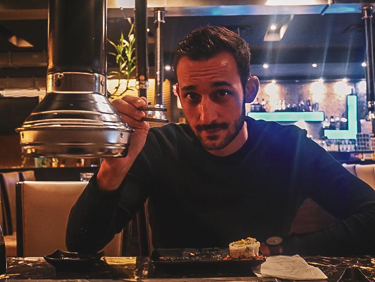 Kalbi Korean BBQ - PVT Canada : Arrivée et installation à Montréal - Blog Voyage Ma Folie Vagabonde