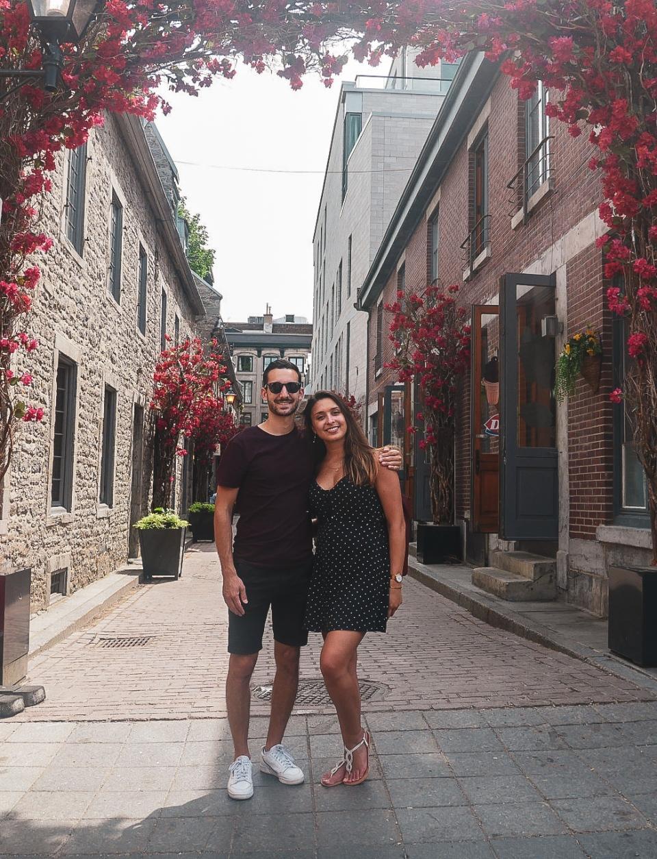 Rue Amable - PVT Canada : Arrivée et installation à Montréal - Blog Voyage Ma Folie Vagabonde