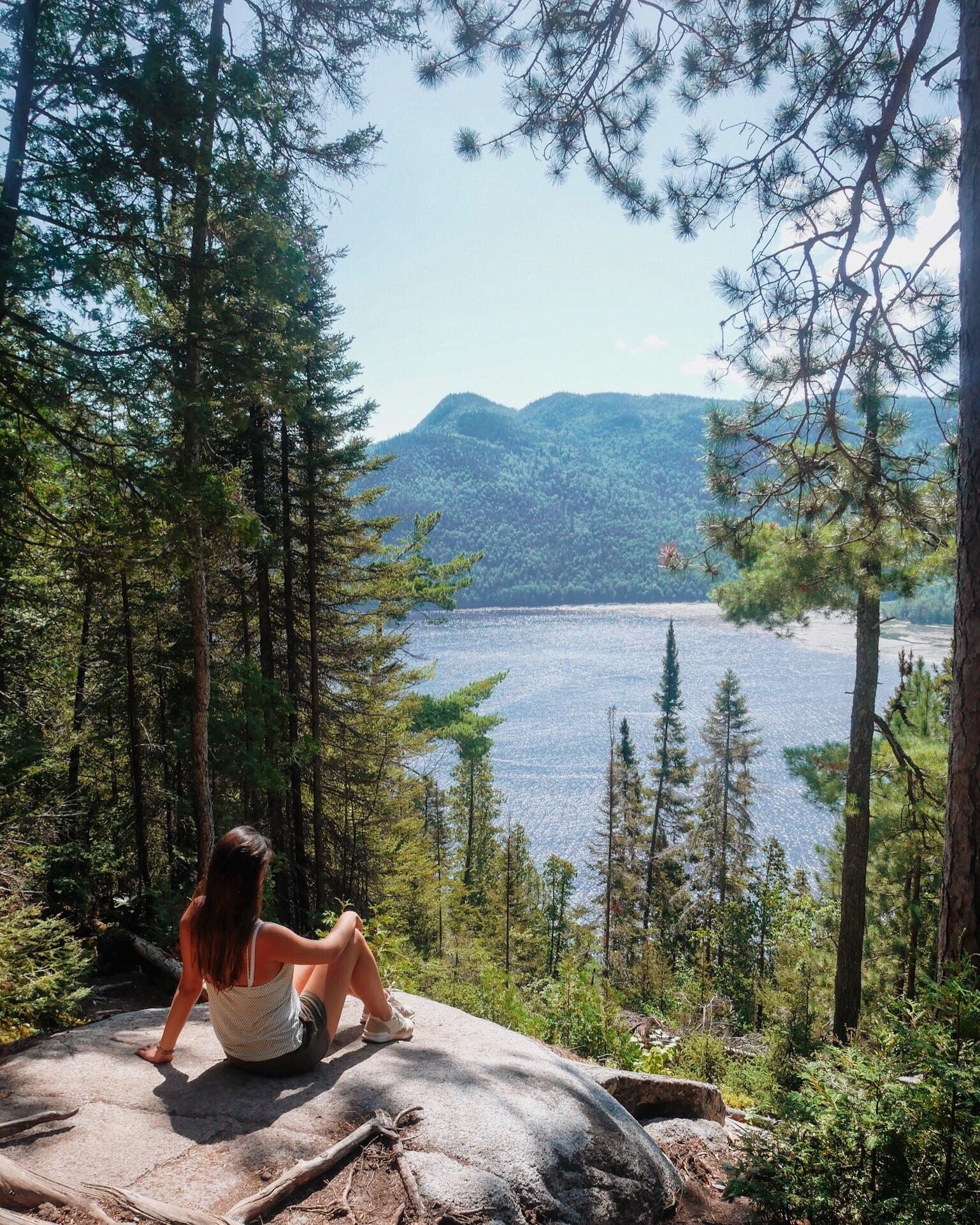 Fjord de Saguenay - Roadtrip au Québec, Canada - Blog Voyage Ma Folie Vabaonde