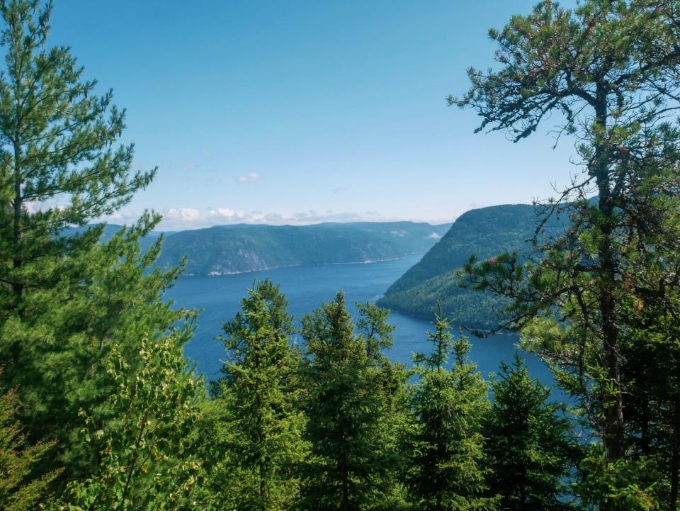 Halte Bienvenue au fjord Saguenay - Roadtrip au Québec, Canada - Blog Voyage Ma Folie Vagabonde