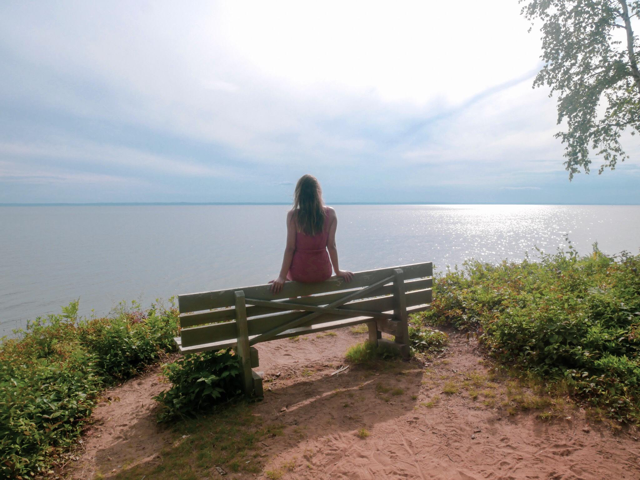 Parc national du Parc de la Pointe Taillon - Roadtrip au Québec, Canada - Blog Voyage Ma Folie Vagabonde