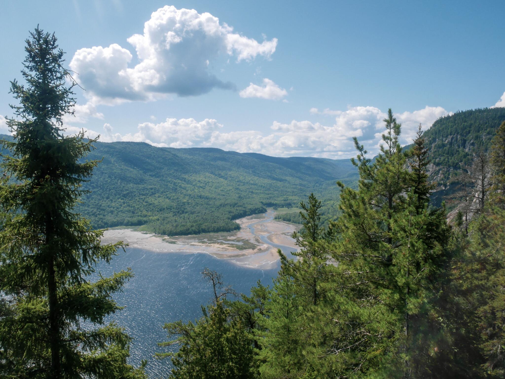 Halte Bienvenue au fjord de Saguenay - Roadtrip au Québec, Canada - Blog Voyage MA Folie Vagabonde