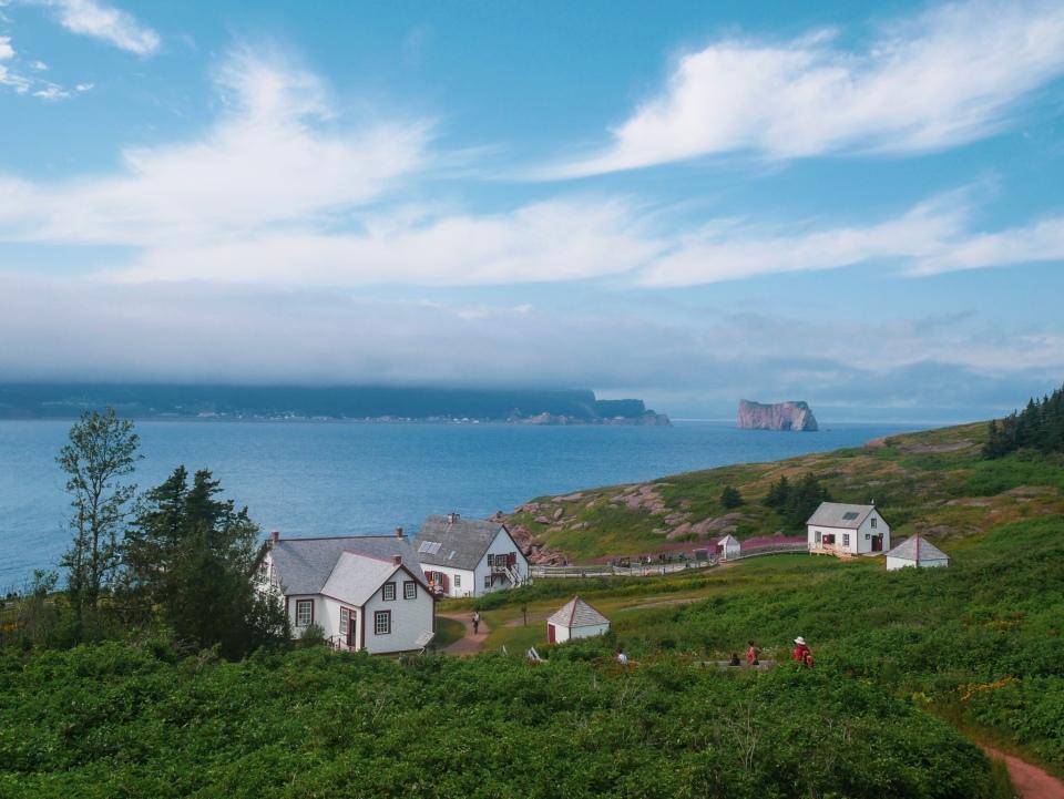 L'île bonaventure - Roadtrip au Québec, Canada - Blog Voyage Ma Folie Vagabonde