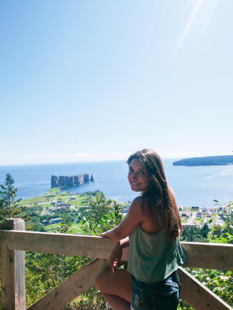 Rocher de Percé - Roadtrip au Québec, Canada - Blog Voyage Ma Folie Vagabonde