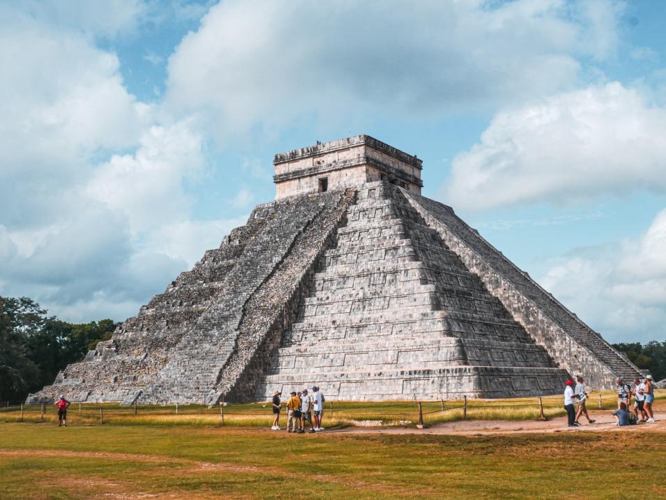 Chichen Itza - Roadtrip 10 jours au Mexique - Blog Voyage Ma Folie Vagabonde