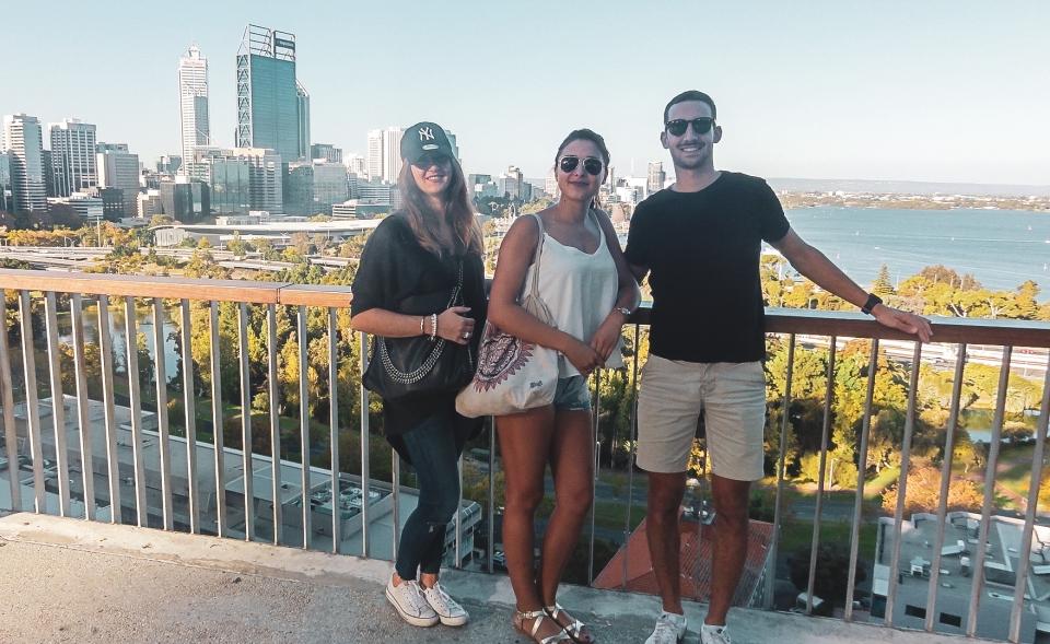 Kings Park, Perth - PVT Australie : De Perth à Darwin - Blog Voyage Ma folie Vagabonde