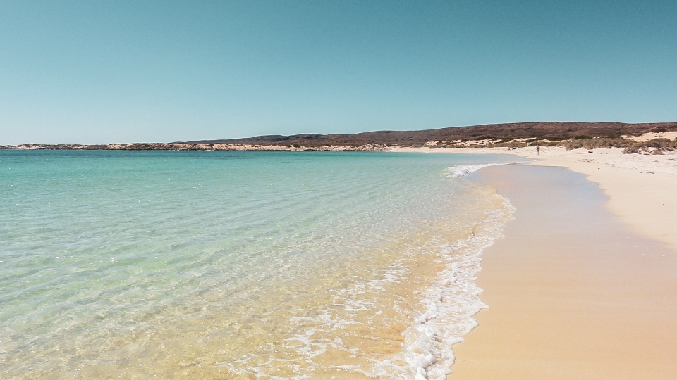 Turquoise Bay, Ningaloo Reef - PVT Australie : de Perth à Darwin - Blog Voyage Ma Folie Vagabonde