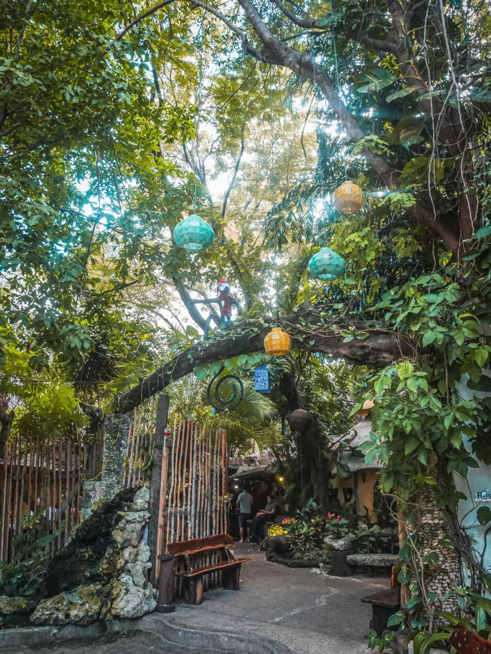 La Cueva del Chango à Playa del Carmen - Roadtrip 10 jours au Mexique - Blog Voyage Ma Folie Vagabonde