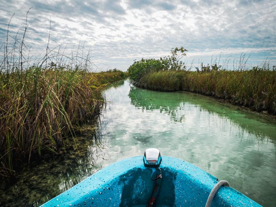 Sian Ka'an - Roadtrip 10 jours au Mexique - Blog Voyage Ma Folie Vagabonde