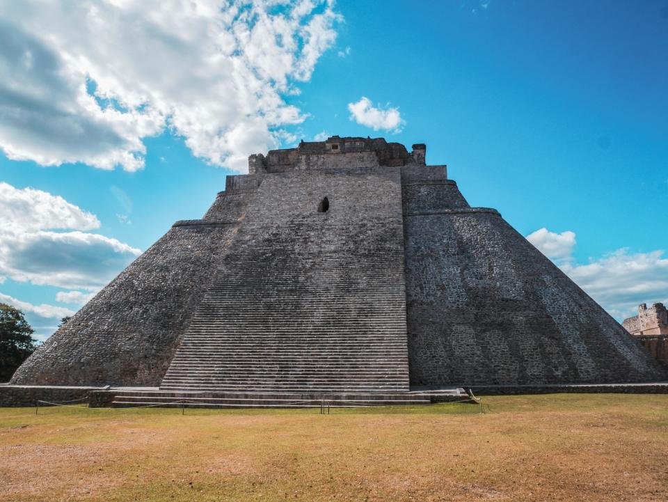 Ruines d'Uxmal - Roadtrip 10 jours au Mexique - Blog Voyage Ma Folie Vagabonde