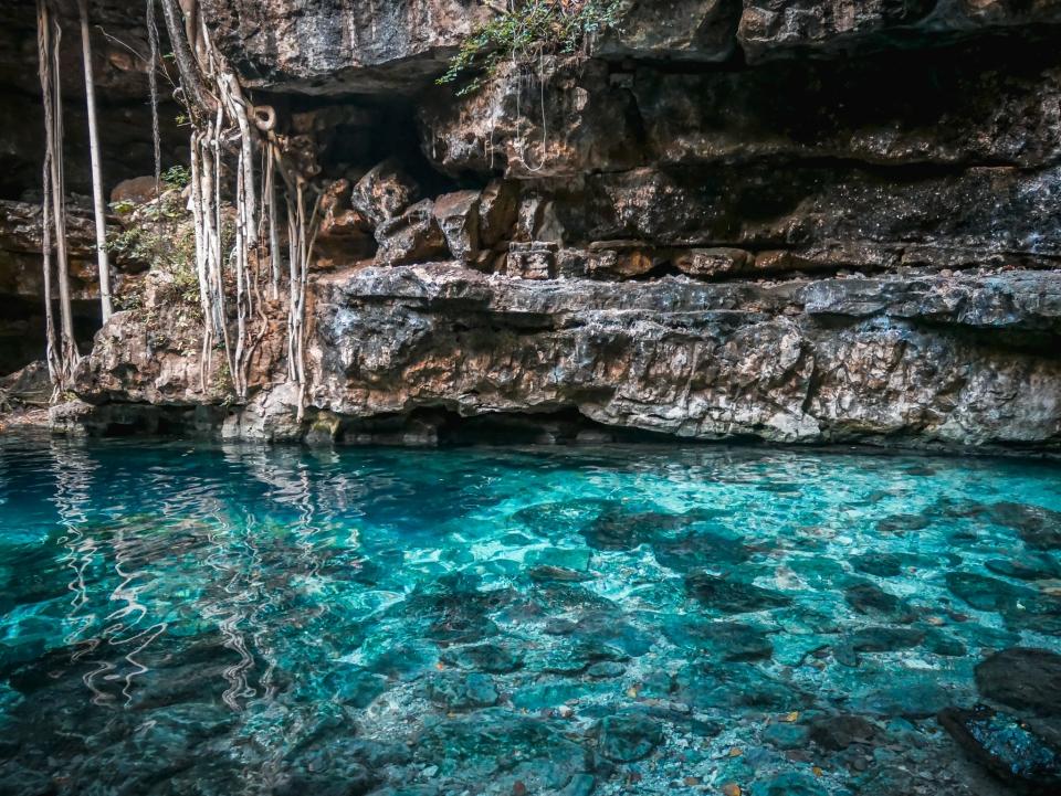 Cenote San Antonio Mulix - Roadtrip 10 jours au MExique - Blog Voyage Ma Folie Vagabonde