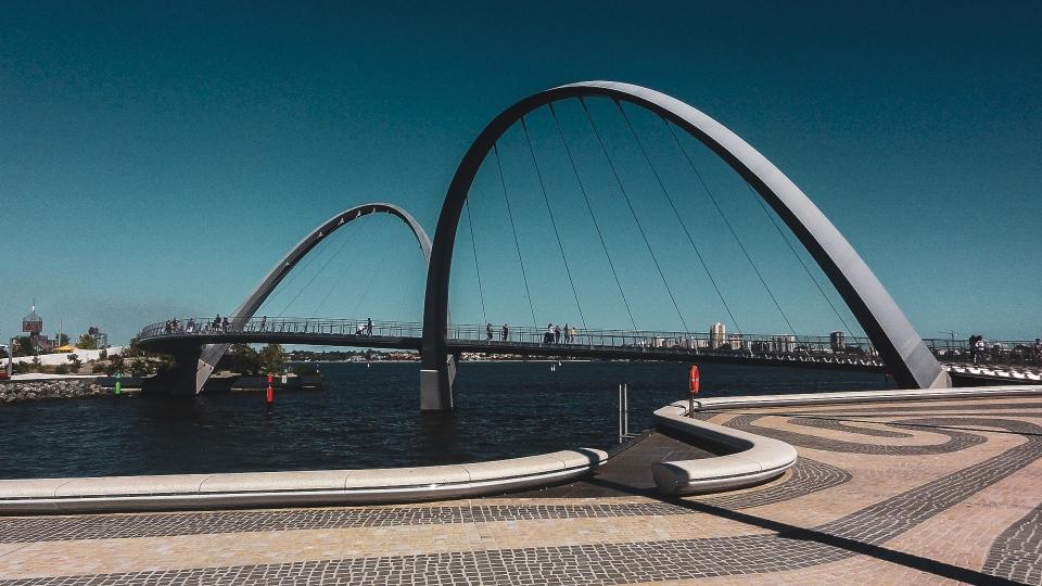 Elizabeth bridge - PVT Australie : De Perth à Darwin - Blog Voyage Ma Folie Vagabonde