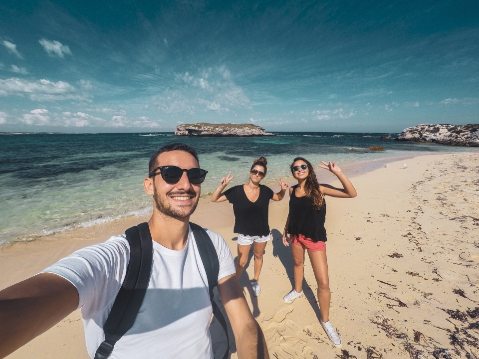 Green Island, Rottnest Island - PVT Australie : de Perth à Darwin - Blog Voyage Ma Folie Vagabonde