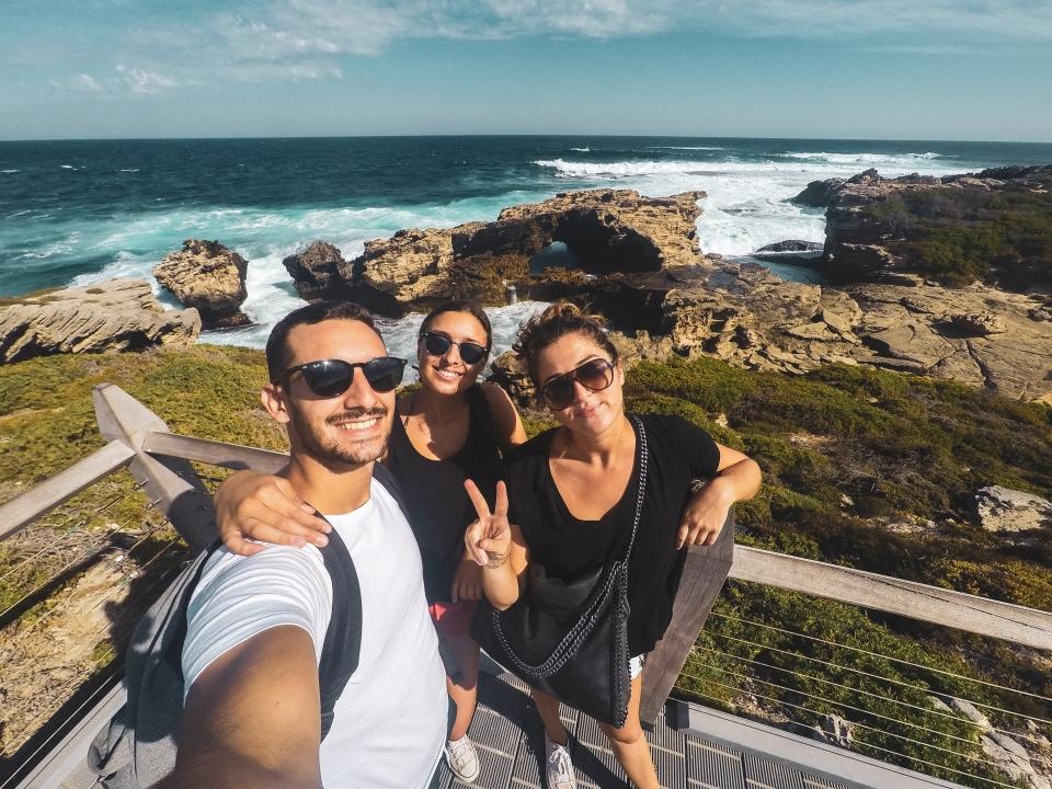 Fish Hook Bay, Rottnest island - PVT Australie : de Perth à Darwin - Blog Voyage Ma Folie Vagabonde