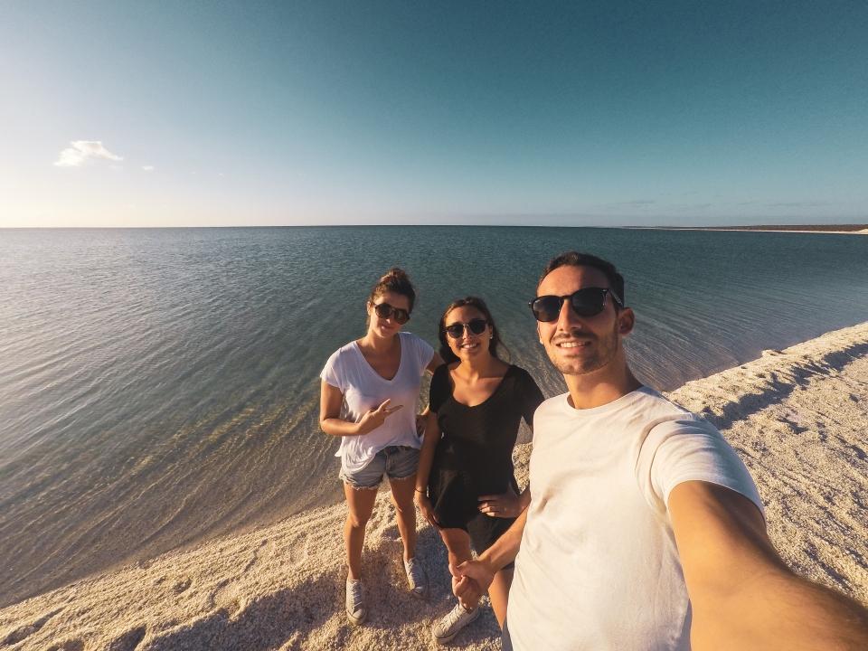 Shell beach, Australia - PVT Australie : de Perth à Darwin - Blog Voyage Ma Folie Vagabonde