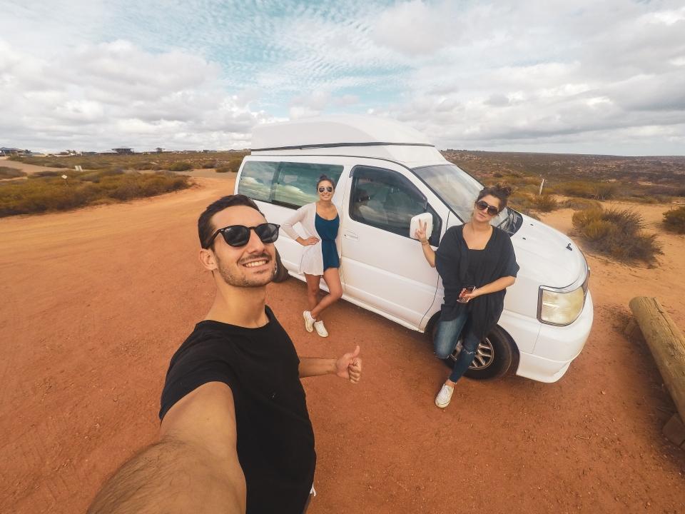 Roadtrip en Van sur la côte ouest australienne - PVT Australie : de Perth à Darwin - Blog Voyage Ma Folie Vagabonde